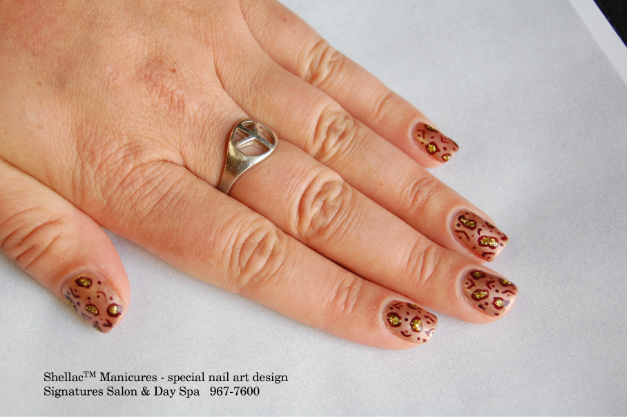 Nail Services Signatures Salon And Day Spa Altoona Ia